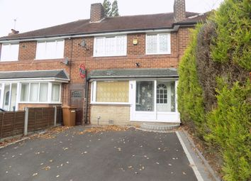 Thumbnail Terraced house for sale in Chantrey Crescent, Great Barr, Birmingham