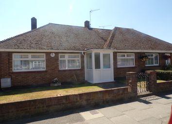 Thumbnail 2 bed bungalow for sale in Park Avenue, Northfleet, Gravesend