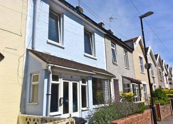 Thumbnail 3 bed terraced house for sale in Herbert Crescent, Eastville, Bristol