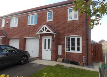 Thumbnail 3 bed semi-detached house for sale in Pease Gardens, Scholar's Rise, Middlesbrough