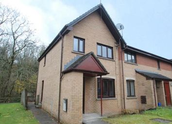 Thumbnail 3 bed end terrace house for sale in Wraes View, Barrhead, Glasgow, East Renfrewshire