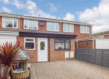 Thumbnail 4 bed terraced house for sale in Windsor Close, Eynesbury, St. Neots