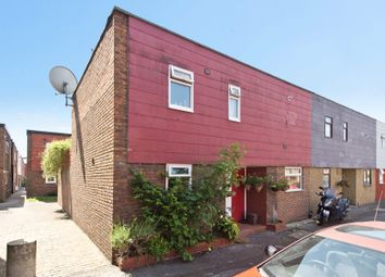 Thumbnail 3 bed end terrace house for sale in Polesden Gardens, London