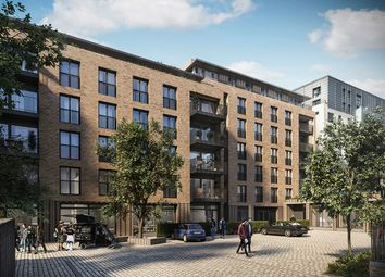 Thumbnail 2 bed flat for sale in Centric Close, Oval Road, Camden, London