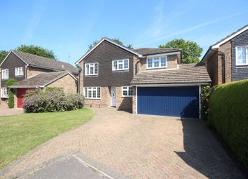 Thumbnail 4 bedroom detached house for sale in Knox Green, Binfield, Bracknell