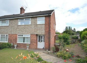 Thumbnail 3 bed semi-detached house for sale in Ardney Rise, New Catton, Norwich