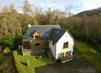 Thumbnail 6 bed detached house for sale in Beechwood, Church Road, Arrochar