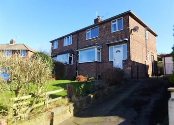 Thumbnail 3 bed semi-detached house for sale in Invertrees Avenue, Rawdon, Leeds