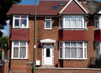 Thumbnail 1 bed flat to rent in Pennine Drive, London