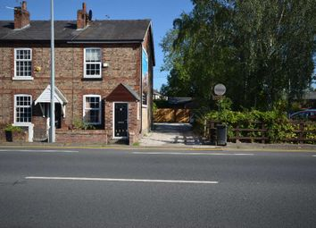 Thumbnail 2 bed end terrace house for sale in Wilmslow Road, Handforth, Wilmslow