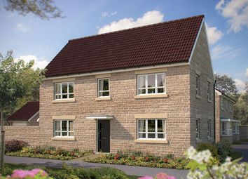 "Thumbnail 4 bed detached house for sale in ""The Montpellier"" at Gotherington Lane, Bishops Cleeve, Cheltenham"