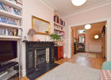 Thumbnail 4 bedroom terraced house to rent in Effingham Road, London