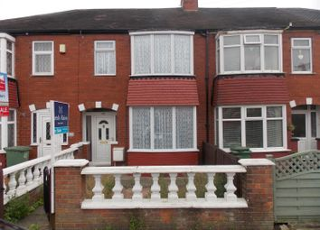 Thumbnail 3 bed terraced house for sale in Marshall Avenue, Grimsby