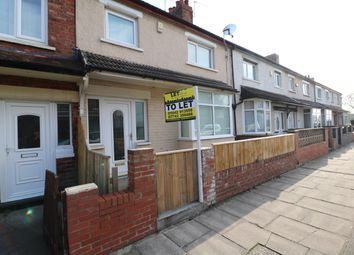 Thumbnail 3 bed terraced house to rent in Saltwells Road, Middlesbrough