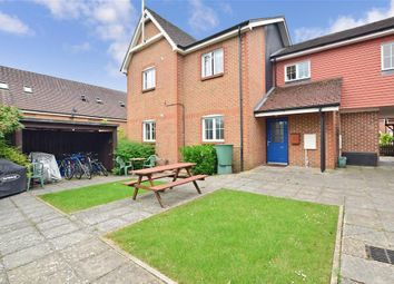Thumbnail 2 bed flat for sale in Dairy Close, Westcott, Dorking, Surrey