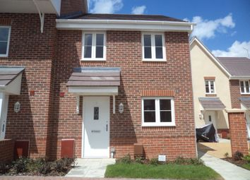 Thumbnail 3 bedroom semi-detached house to rent in Blossom Drive, Waterlooville