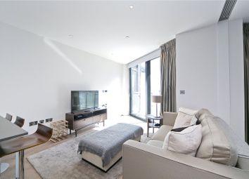 Thumbnail 1 bed flat to rent in Riverlight, Nine Elms, London
