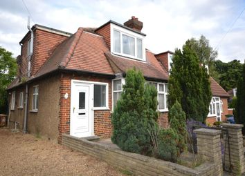 Thumbnail 2 bed semi-detached house for sale in Goidel Close, Wallington