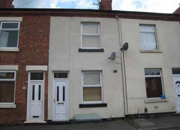 Thumbnail 2 bed terraced house to rent in Queen Street, Hucknall, Nottingham