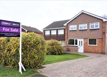 Thumbnail 3 bed semi-detached house for sale in Windsor Crescent, Middlesbrough