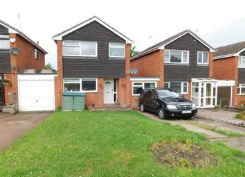 Thumbnail 3 bedroom detached house for sale in Shannon Road, Burton Manor, Stafford