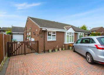 Thumbnail 2 bed semi-detached bungalow for sale in Heron Close, Leeds, West Yorkshire