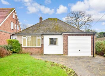 Thumbnail 2 bed detached bungalow for sale in Fairfield Rise, Billericay, Essex