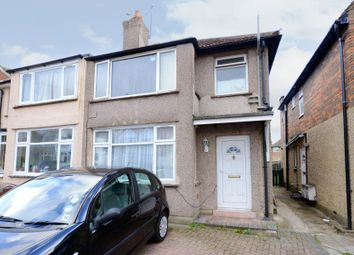 Thumbnail 1 bed flat to rent in Beresford Avenue, Hanwell