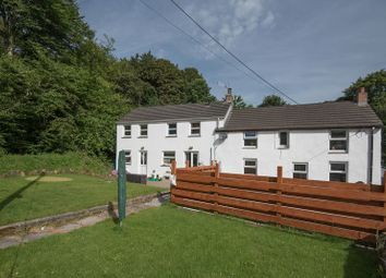 Thumbnail 4 bed cottage for sale in Tregullow, Scorrier, Redruth