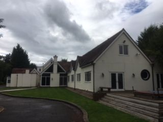 Thumbnail 4 bed detached bungalow to rent in Middlewich Road, Allstock, Knutsford