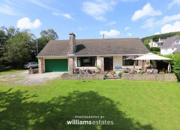 Thumbnail 3 bed detached bungalow for sale in Bodfari, Denbigh