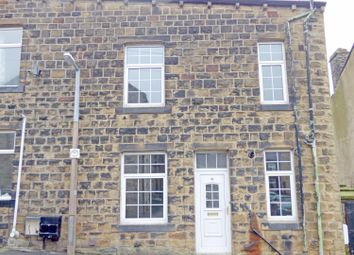 Thumbnail 2 bed end terrace house to rent in Albion Street, Cross Roads, Keighley