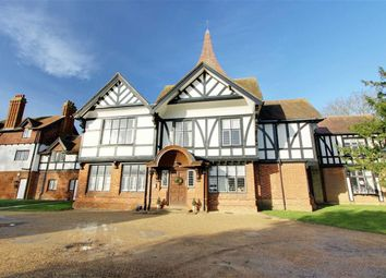 Thumbnail 2 bed flat for sale in Leighton Road, Wingrave, Aylesbury