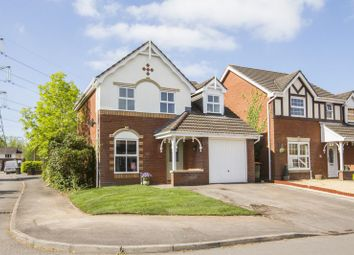 Thumbnail 3 bed detached house for sale in Manor Park, St. Brides Wentlooge, Newport