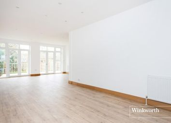 Thumbnail 5 bed semi-detached house to rent in Temple Gardens, Temple Fortune, London