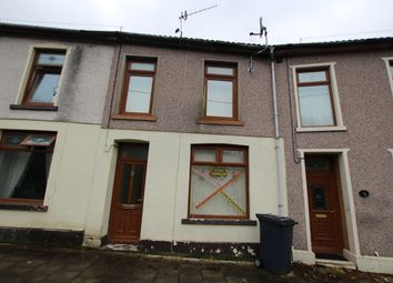 3 bed terraced house for sale in Harcourt Terrace, Penrhiwceiber, Mountain Ash CF45