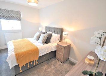 Thumbnail 2 bed flat for sale in Oakwood Bank, Farrier Close, Swinton