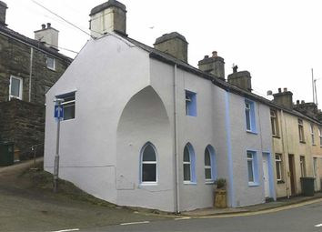 Thumbnail 2 bed end terrace house for sale in High Street, Talsarnau, Gwynedd