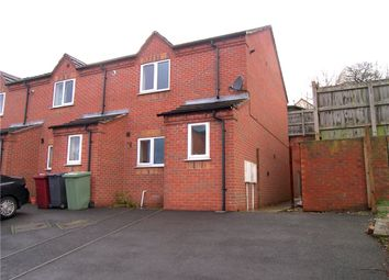 Thumbnail 2 bed end terrace house to rent in Haworth Close, Stretton, Alfreton