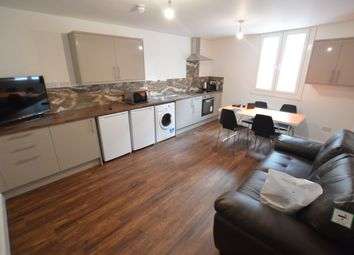 Thumbnail 4 bed flat to rent in Rutland Street, City Centre