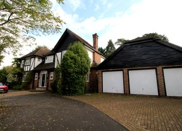 Thumbnail 5 bed detached house to rent in Aldridge Road, Ferndown