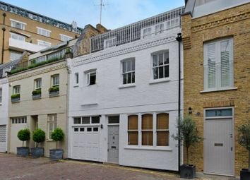 Thumbnail 4 bed property to rent in Reece Mews, South Kensington