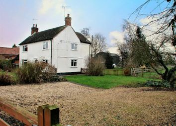 Thumbnail 3 bed detached house for sale in Main Road, Shelford, Nottingham