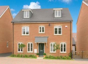 Thumbnail 5 bed detached house to rent in Tahiti Row, Newton Leys, Milton Keynes