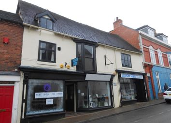 Thumbnail Retail premises for sale in 14-16 Stafford Street, Market Drayton, Shropshire