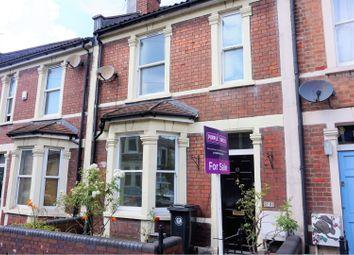 3 bed terraced house for sale in Horley Road, St Werburghs BS2