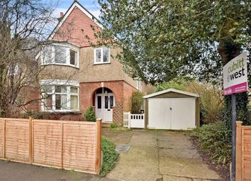 Thumbnail 4 bed detached house for sale in Warren Road, Reigate, Surrey