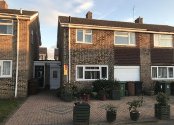 Thumbnail 3 bedroom semi-detached house for sale in Chalgrove, Oxford