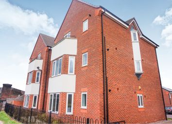 Thumbnail 2 bedroom flat for sale in Wharf Mews, Dudley