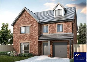 Thumbnail 4 bedroom detached house for sale in The Wastwater, Birks Road, Cleator Moor, Cumbria